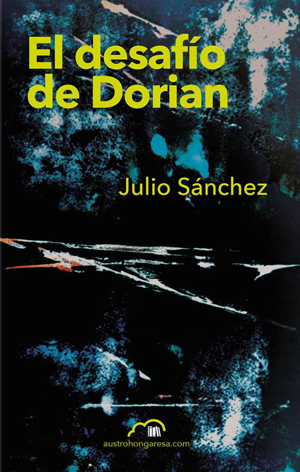 EL Desafío de Dorian Novela de suspense novedad en redes sociales. Julio Sánchez Abogado especialista en derecho penal