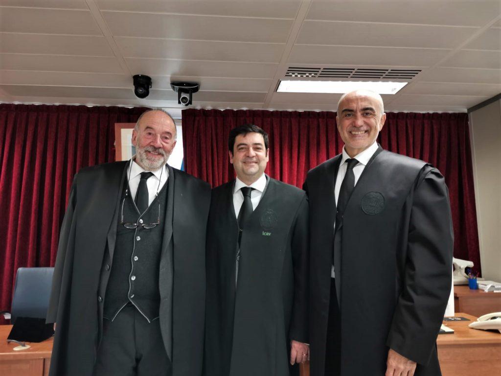 Julio Sánchez Abogado Julio Sánchez Martínez abogado especialista derecho penal penalista